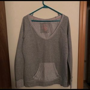 Maurice's oversized pullover sz 16/18